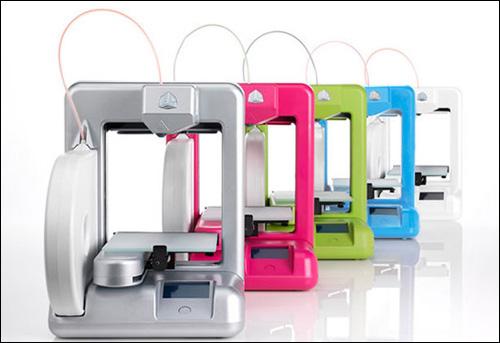 3Dプリンターが身近になって来てうれいしい件