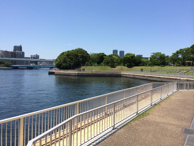 江東区潮見界隈