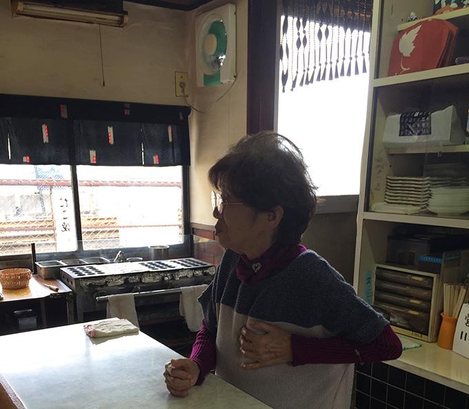 豊嶋のおばちゃん