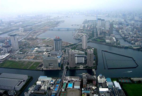 東京湾の水質が気になってます