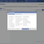 FacebookのProfile Admins IDの調べ方2015年10月現在