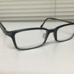 齢50にして初めてメガネを作った。よく見える。