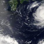 熱帯低気圧、温帯低気圧、台風との違い