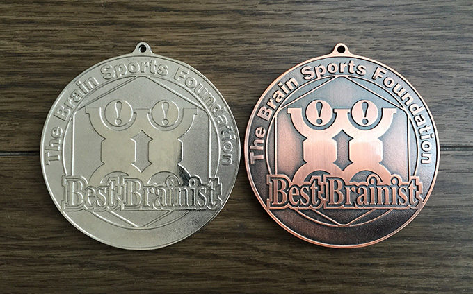 ブレインスポーツメダル
